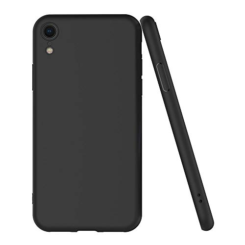 AICEK Cover iPhone XR Cover iPhone XR Silicone Case Molle di TPU