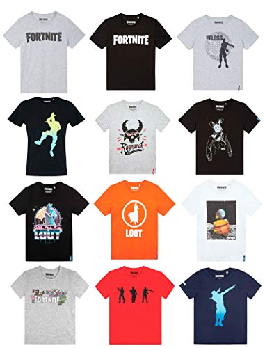 Fortnite Manica Corta T-shirt