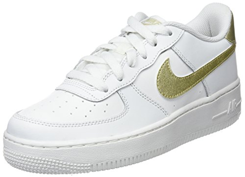 Nike Air Force 1 (GS), Scarpe da Basket Bambina