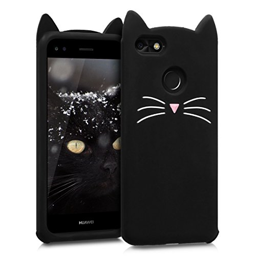 kwmobile Cover Compatibile con Huawei Y6 PRO (2017) / Enjoy 7 ...