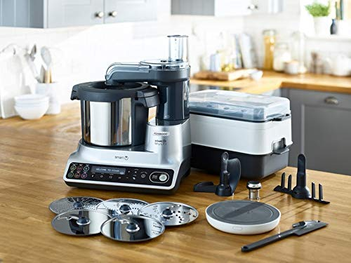 Kenwood kCook Multi Smart CCL456SI - Robot da Cucina con ...
