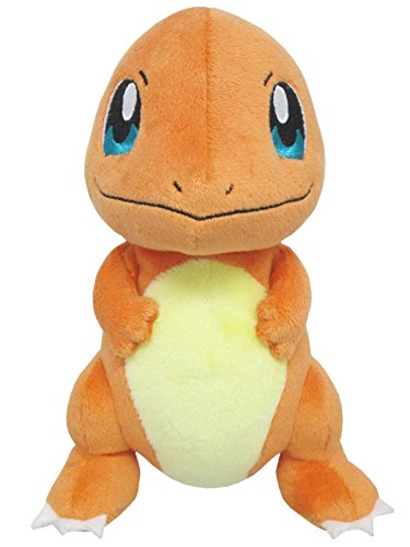 Pokemon Pocket Monsters All Star Collection Charmander Peluche