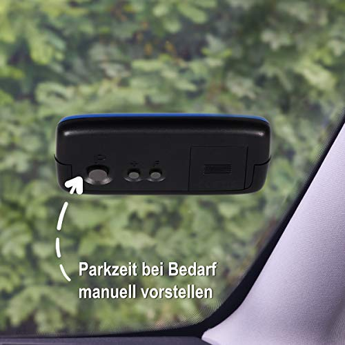Needit Parkscheibe ParkMicro PS1800 800mm x 45mm x 10mm Self-Adesivo