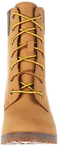 Timberland Allington 6 inch Lace Up, Stivali Donna, Giallo
