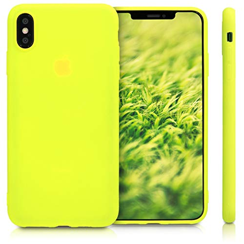cover iphone 6 giallo fluo