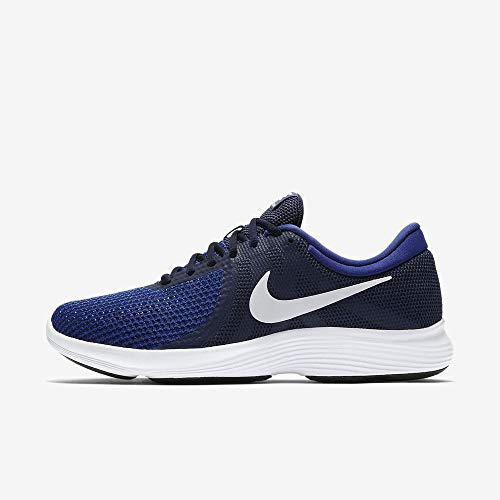Nike Revolution 4 EU, Scarpe da Running Uomo, Midnight Navy