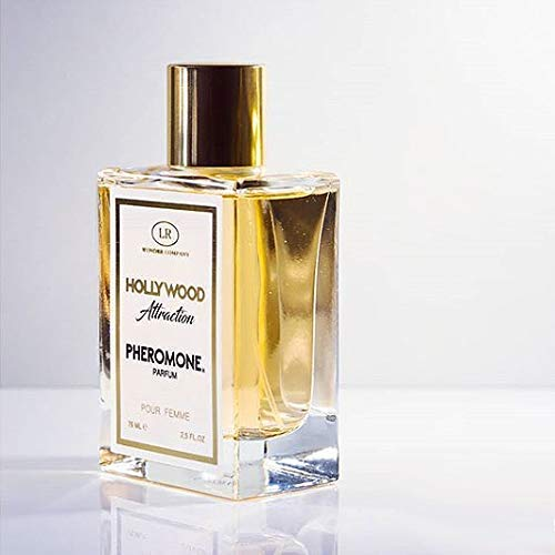 Hollywood Attraction Femme, profumo ai feromoni donna, per