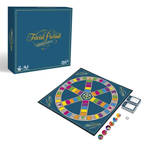 Trivial pursuit (gioco in scatola) hasbro gaming C1940103