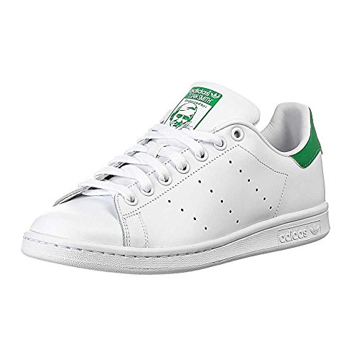ADIDAS STAN SMITH SNEAKERS BIANCO VERDE M20324 2 39 1 3