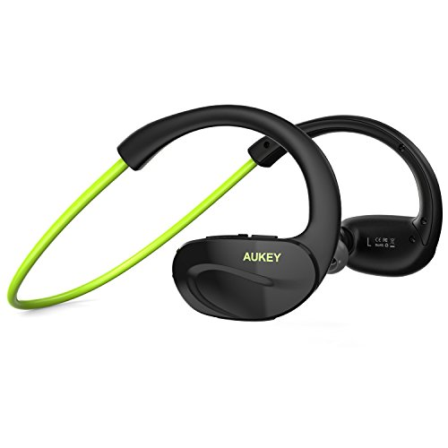 AUKEY Cuffie Sportive Bluetooth 4.1 Auricolare Stereo In Ear