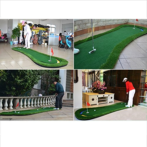 Practice Mat Indoor Verde Putting Green