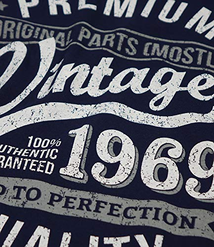 1969 Vintage Year Aged To Perfection Regalo Di
