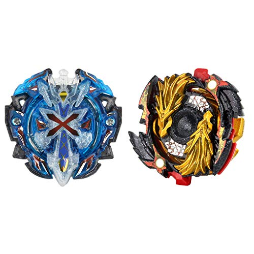2 Blade Blade Burst Trottole Evolution Toy Xeno Xcalibur.M.I B67 Perso