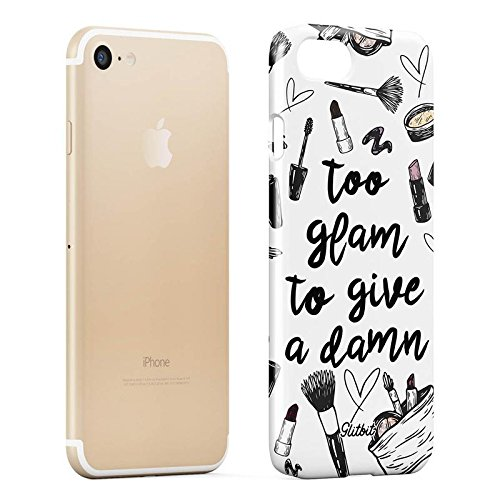 Glitbit Cover per iPhone 7/8 / SE 2020 Case Too Glam To Give A ...