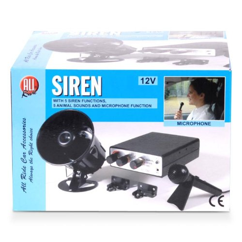 All Ride 871125228903/ Sirene and Microphone 12/ V