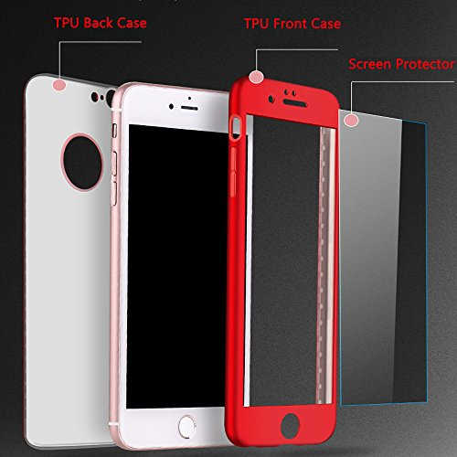 Cover iPhone 6SCover iPhone 6ikasus 360 Full Body Cover Gel
