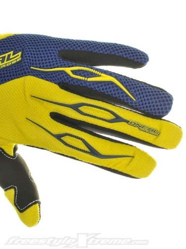 Giallo Oneal colore Guanto serie Racewear MX DH FR 2013