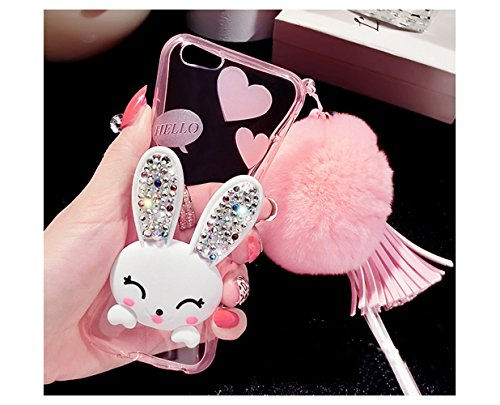 Sunroyal® iphone 6 plus / 6S plus Cover 3D Lovely Coniglio ...
