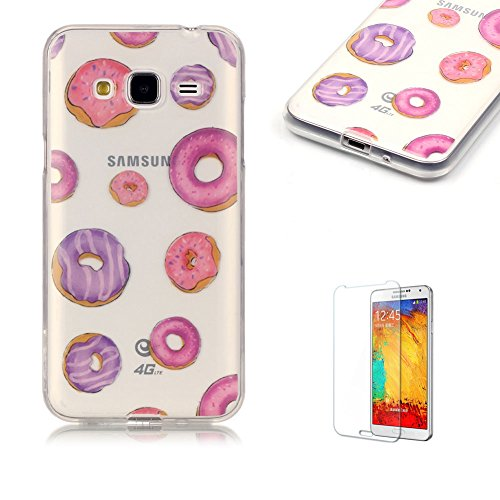 cover samsung j3 2016 colorate