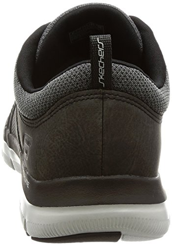 Skechers 52124 Flex Advantage 2.0 Dali Mens Trainers 42 Black