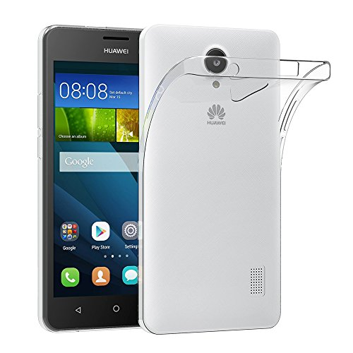 Cover per Huawei Y635, AICEK Cover Y635 Silicone Case Molle di TPU ...