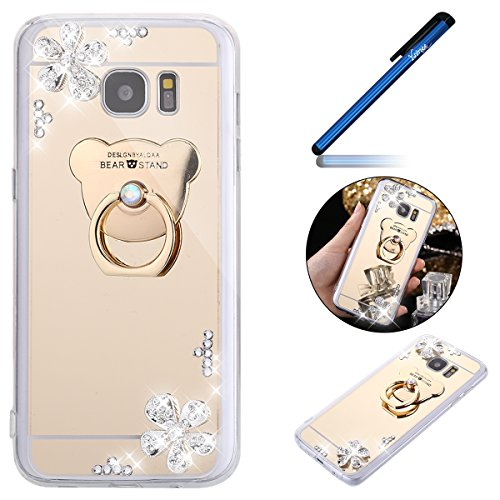 cover samsung s7 edge con anello