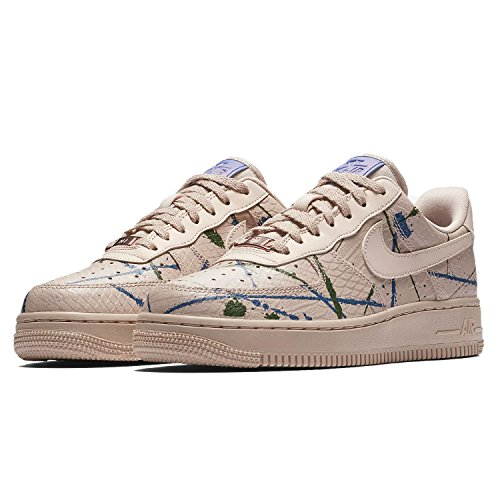 Nike Air Force 1 '07 LX Particle Beige (36): Amazon.it