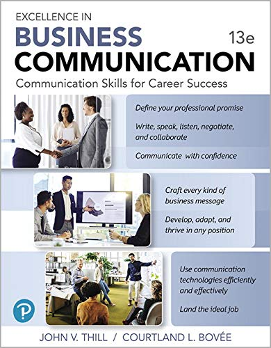 Download Mylab Business Communication With Pearson Etext -- Access Card -- for Excellence in Business Communication 0135227836