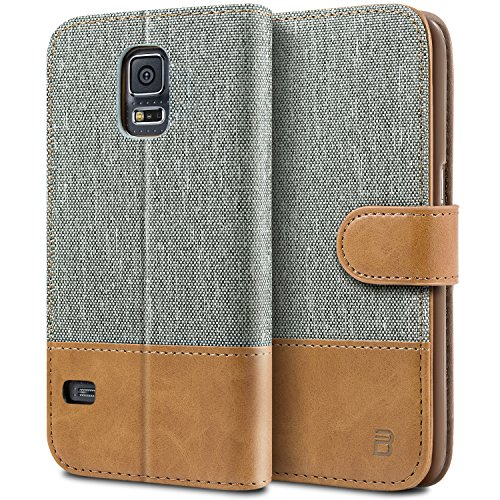cover samsung s5 in pelle