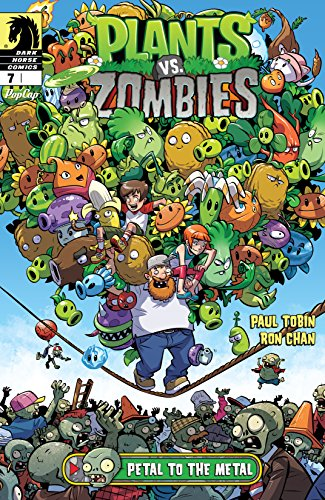 Download Plants vs. Zombies #7: Grown Sweet Home (English Edition) B018UPHHK2