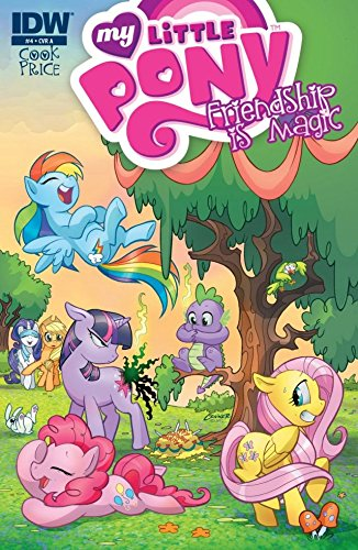 Download My Little Pony: Friendship Is Magic #4 (English Edition) B00GG2TOSA